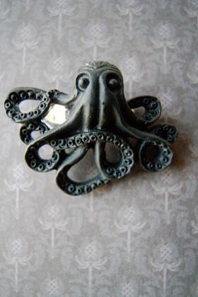 octopus sormus II