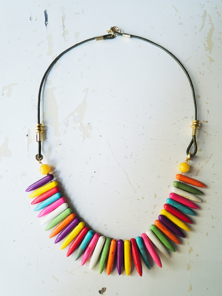 Color Play Necklace