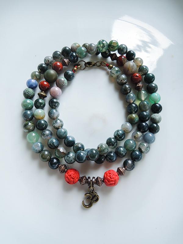 Om Necklace/Bracelet